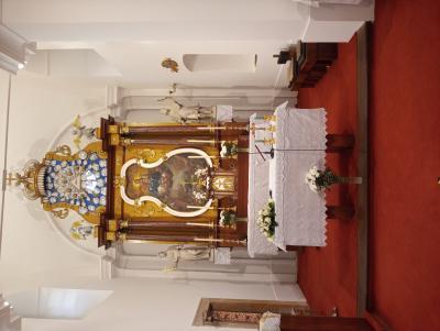Kisoroszi oltár