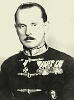 vitéz Bertalan Árpád (1898-1941) őrnagy