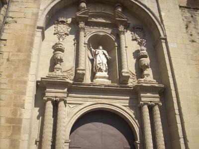 Logrogno / katedrális /