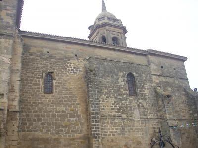 Granón major /13sz.épült templom