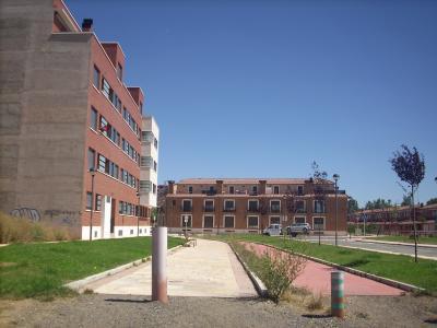 Burgos/külvárosi lakópark/