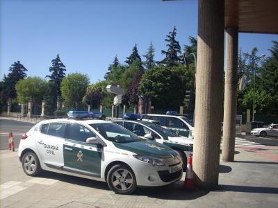 többfajta városőrség működik Burgosban