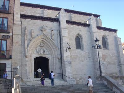 Burgosi katedrális