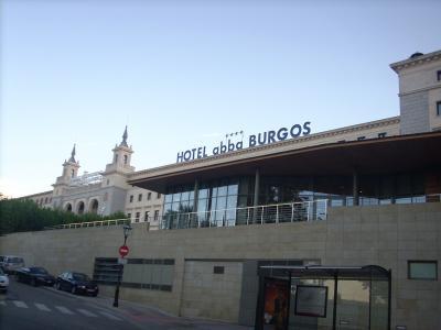 luxus szálló Hotel Burgos
