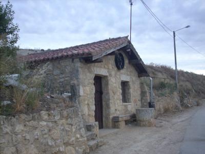 kőház ami lakásként szolgál