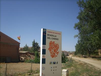 Boadilla Del Camino település