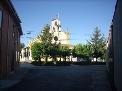 Quintanilia De La Cueza főtere