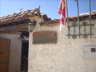 San Nicolas/16:45-kor ebben az étteremben ebédeltem és pihentem