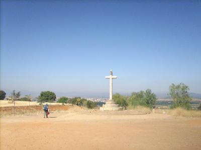 San Justo De La Vega/ emlékmű/