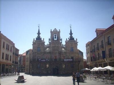 Astorga /városháza/