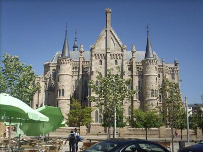 Astorga/ Püspöki palota/