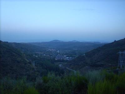 Camino út /Molinaseca kisváros/