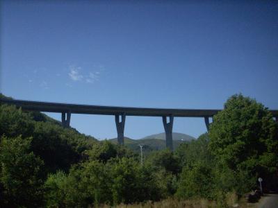 Camino út / Vega De Valcarce település/