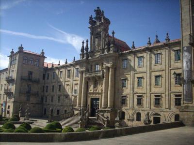 Camino út /Santiago Compostela/