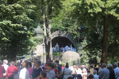 Szentkúti zarándoklat 2013.