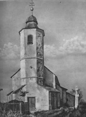 Isaszegi Öreg templom