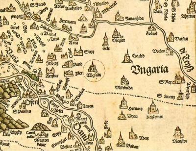 Lázár térkép 1