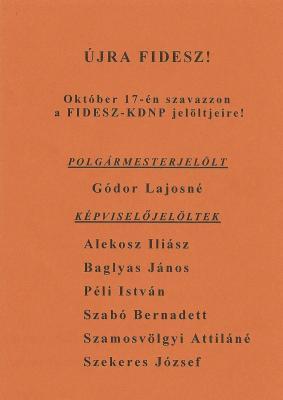 Újra Fidesz