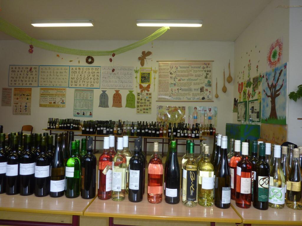 Palackozott verseny borok