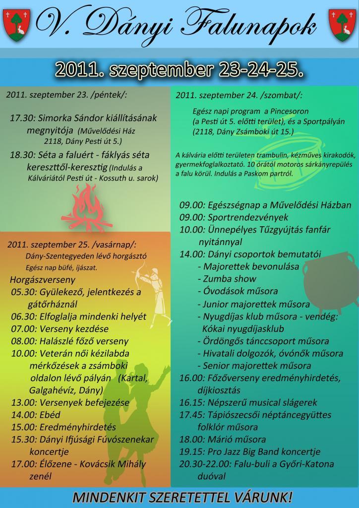 Falunap 2011