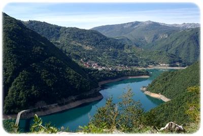 /Montenegró, Pluzsine/