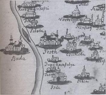 Pongrácz-térkép 2.