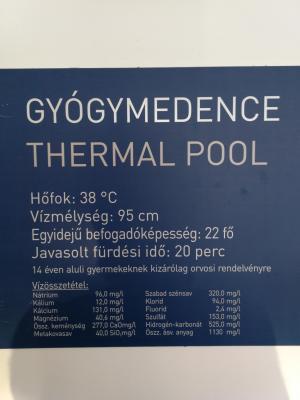 A víz kémiai jellemzői