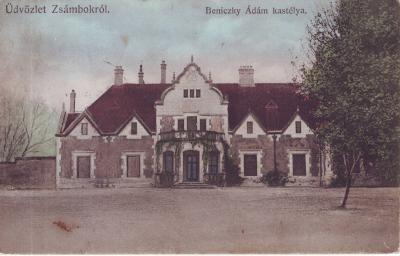 Beniczky Ádám kastélya 02